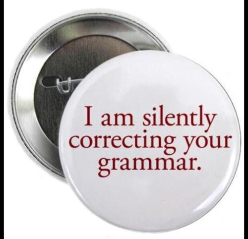 grammar button